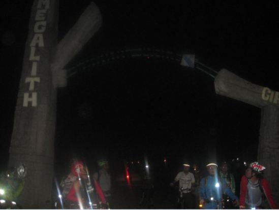 Gerbang Situs Megalit Gunung Padang